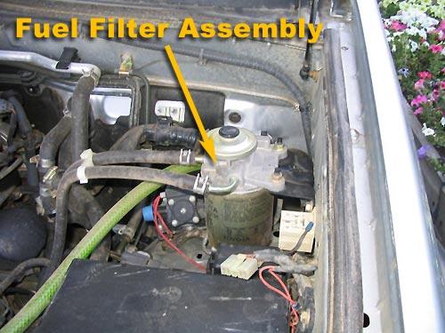 100 series landcruiser oil filter location : Assassins creed 4 black