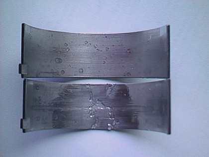 1HD-T big end bearings